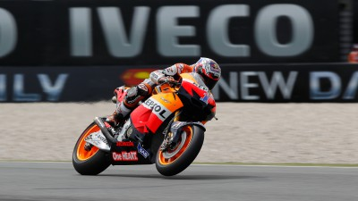 Repsol Honda Team dominates in Assen