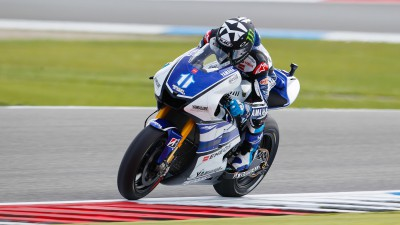 Spies finishes fourth as Lorenzo is taken out at Dutch TT