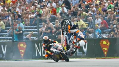Red Bull MotoGP Rookies Cup : Alt récidive et prend la tête du classement général