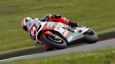 Pasini brings home best result yet at Assen