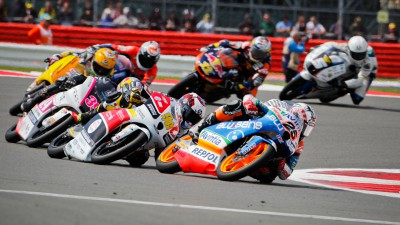 Excitement brews as Moto3™ grid descends on Germany