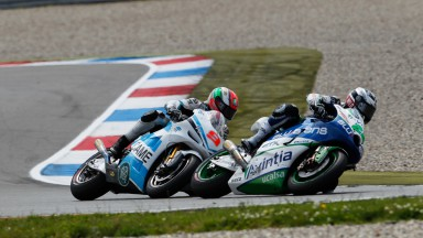 Avintia Blusens in the points as Hernandez falls