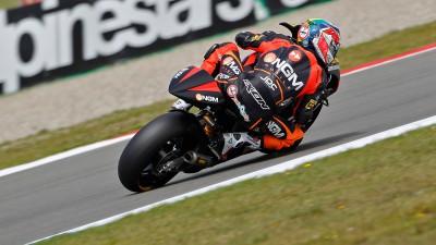 A.デアンジェリスがFTRに乗り換えて今季の最高位に進出