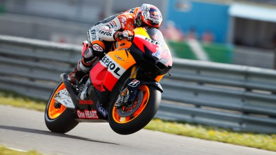 Pedrosa looking for Sachsenring repeat as Stoner chases lead