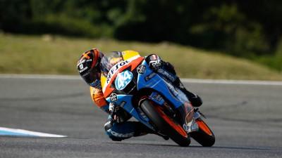 Miguel Oliveira ruma a Sachsenring sem tempo para respirar