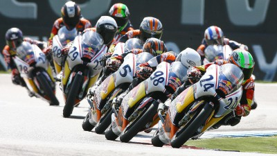 Red Bull MotoGP Rookies: Alt v Oettl face off at Sachsenring