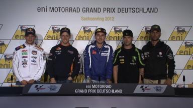 MotoGP™ set for Germanic championship battle at the Sachsenring