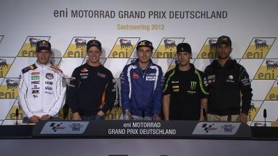 MotoGP™ führt Titelkampf auf dem Sachsenring fort