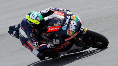 First free practice at Sachsenring sees Espargaró in front