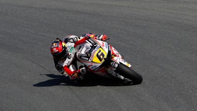 Bradl pleases home crowd on day one at Sachsenring