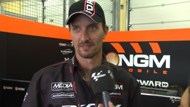 Inizio positivo per Colin Edwards al Sachsenring