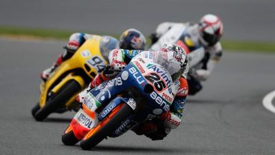 Viñales im Pre-Qualifying auf dem Sachsenring vorn