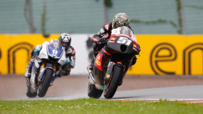 Pirro nicks top spot with CRT bike in unusual final practice