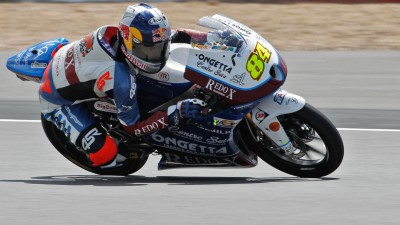 Kornfeil fastest in Sachsenring warm-up