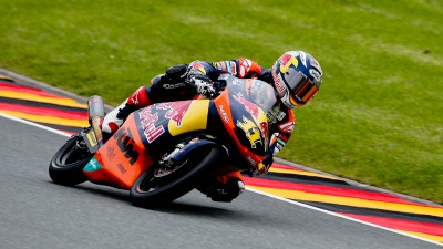Cortese conquers tricky conditions for home victory in Germany
