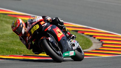Bautista fights back to seventh in Germany