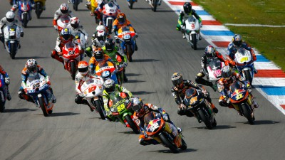 Le Moto3™ part à l'assaut du Mugello
