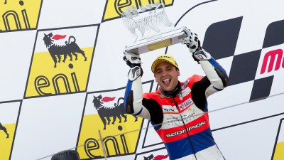 Masbou breaks podium duck at Sachsenring