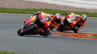 Repsol Honda Team, mit Honda-Power nach Mugello
