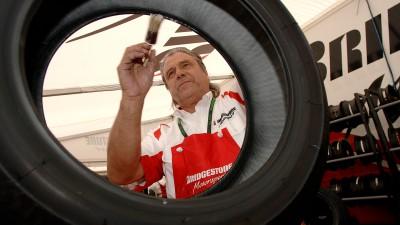 Bridgestone to supply special construction tyres at Mugello