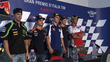 MotoGP™ hits popular Mugello with Lorenzo in the lead