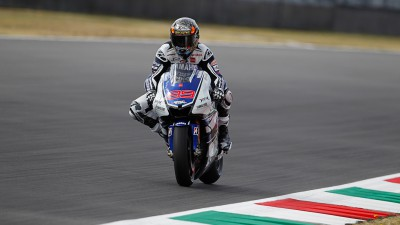 First Mugello free practice headed by Lorenzo