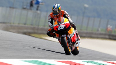 Repsol Honda Team takes to the track in Mugello