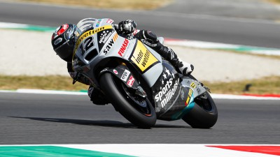 Lüthi on top in eventful Mugello final free practice