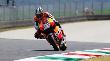 Pedrosa sets new pole record in Mugello, Stoner 5th