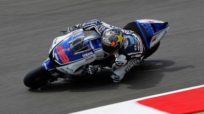Lorenzo denied pole in Mugello