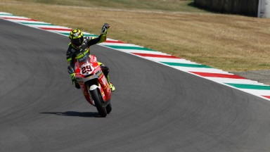 Iannone records emphatic home win at Mugello