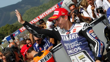 Lorenzo extends championship lead with convincing win at Mugello