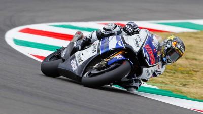 Großartiger Sieg für Lorenzo in Mugello