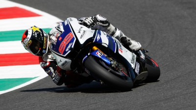 Lorenzo tops morning session at MotoGP™ test in Mugello