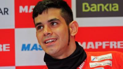 Jordi Torres regresa al Mapfre Aspar Team