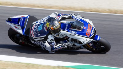 Lorenzo on form as MotoGP tackles Laguna Seca