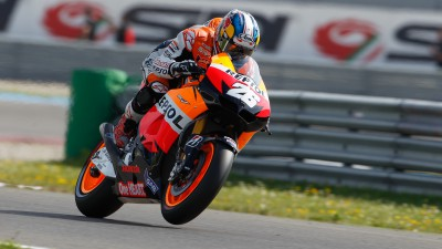 Pedrosa on 2013 bike and Stoner with new engine for US Grand Prix