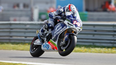 Aspar riders head to the USA with new parts and electronic upgrades