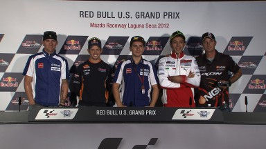 "Rossi and Spies reignite ""silly season"" ahead of Red Bull U.S. Grand Prix"