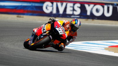 Red Bull U.S. Grand Prix sees Pedrosa on top after second practice