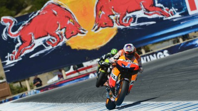 Double front row start for Repsol Honda Team in Laguna Seca