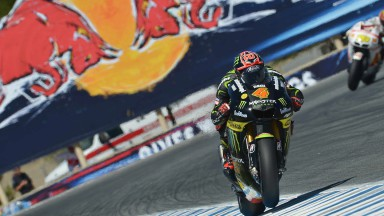 Monster Yamaha Tech 3 celebrates double top five in America