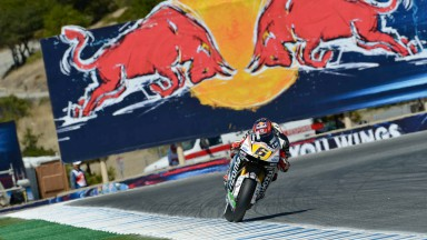 Seventh for Bradl in first Laguna outing