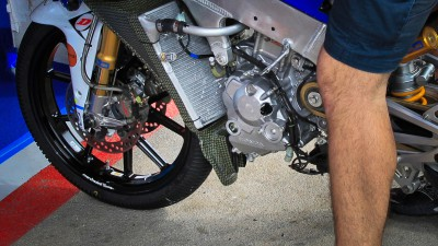 Minimal engine woes in inaugural Moto3™ season