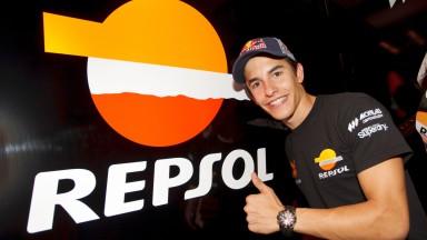 """Márquez: """"Mi cabeza tiene que estar centrada en Moto2™"""""""