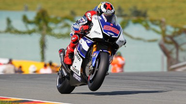 Yamaha - volle Konzentration auf Indianapolis Grand Prix