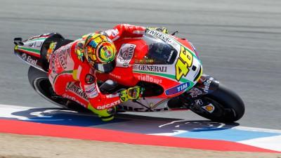 Ducati Team completamente concentrada no Grande Prémio de Indianápolis