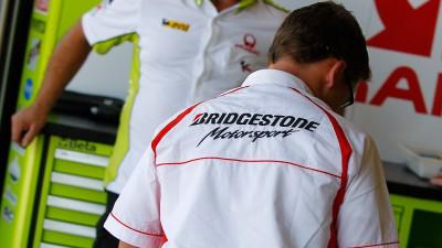 Bridgestone se prepara para las exigentes condiciones del Brickyard