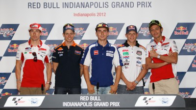 Red Bull Indianapolis Grand Prix: la conferenza stampa