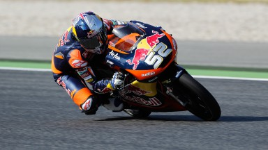 Kent impresses in first free practice at Indianapolis